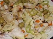 petite salade fraicheur pour grosse chaleur