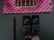 Commande cosmetics test vernis magnetique