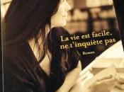 facile t'inquiète d'Agnès Martin-Lugand