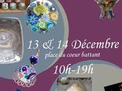 Affiche marché Noël 2014
