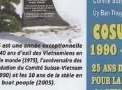 d'exil Vietnamiens dans monde, Grand-Saconnex