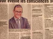 """Arash Derambarsh """"Notre force d'avoir éveillé consciences"""" (Dauphiné Libéré)"""