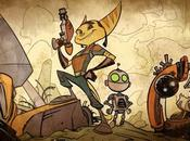 Ratchet Clank stars Sony