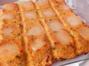 """Gâteau """"suédois"""" détourné {crevettes chorizo}"""