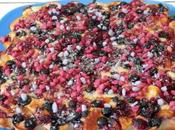 Gâteau Yaourts l'abricot, Abricots Fruits rouges