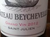 Dégustation l'aveugle vins rive gauche Bordeaux millésime 2012