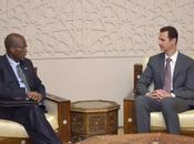 VIDÉO. Journal Syrie 27/06/2015. président Assad reçoit délégation sud-africaine
