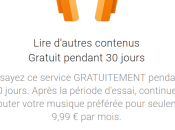 Google Music Play service musique streaming