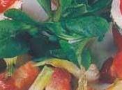 Tomates farcies bruccio graisserons canard