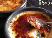 Crème brulée vergeoise
