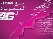 Inwi Plus villes couvertes lancement