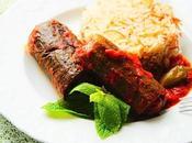 Courgette farcie viande hachée/Recette libanaise