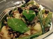 salade repas pour chaleur