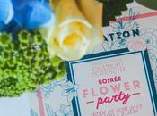 Flower Party Château Perrache