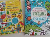 grand livre d'activités coloriages cahier