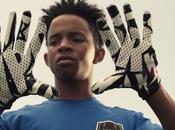 Short nouvelle publicité Nike