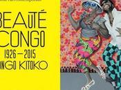 juillet j'ai fait tour Fondation Cartier pour voir l'exposition Beauté Congo 1926-2015 Kitoko
