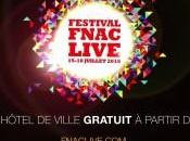 Festival Fnac Live- Soirée label Because