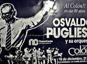 Hommage Osvaldo Pugliese soir Academia Nacional Tango l'affiche]
