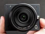 mini caméra compatible avec objectifs
