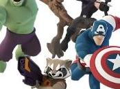 Jouer ligne avec héros Marvel