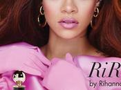 Rihanna, nouveau parfum girly Riri