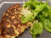 Omelette oignons (mais que……….)