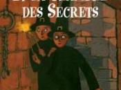 Harry Potter chambre secrets Rowling