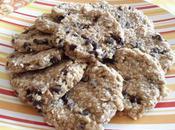 Cookie léger noix coco chocolat