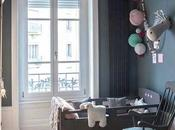 Chambre bébé mixte gris bleu