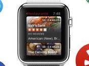 nouvelles (petites) pubs pour l'Apple Watch Apps