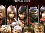 Final Fantasy Type-0 last truth Soki Tsukishima