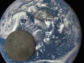 vidéo quand Lune passe devant Terre