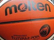 Ballon officiel AFROBASKET, Tunisie 2015