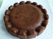 moelleux chocolat pommes épeautre châtaigne avec konjac, chia (diététique, hyperprotéiné, sans oeuf beurre sucre)