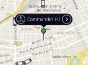 Uber continue s'améliore UberX, bonne solution