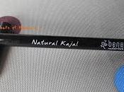 Test crayon noir pour yeux Benecos