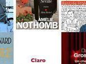 Babelio vous propose sélection rentrée littéraire 2015