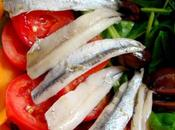 anchois marinés juste qu'il faut