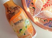 [Bio Seasons] douche fleur d'oranger fait voyager