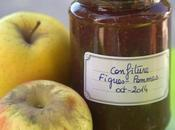 Confiture figues figues-pommes figues-rhum-cannelle