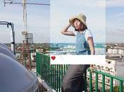 face cachée clichés Instagram