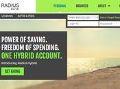 Radius, banque hybride