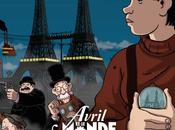 Cinéma Avril monde truqué, affiche bande annonce