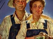 fille rejouait Petite Maison Dans Prairie sombrero avec maracas
