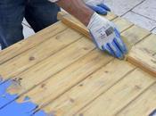 Comment décaper support bois avant protéger?