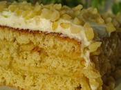 Gâteau vanille amandes