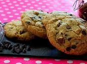 Cookies pépites chocolat noix Pécan