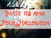 Fêter Halloween maison Cartes d'invitations gratuites