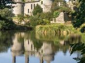 #JEP2015 visite château Kergournadeac'h Cléder photos)